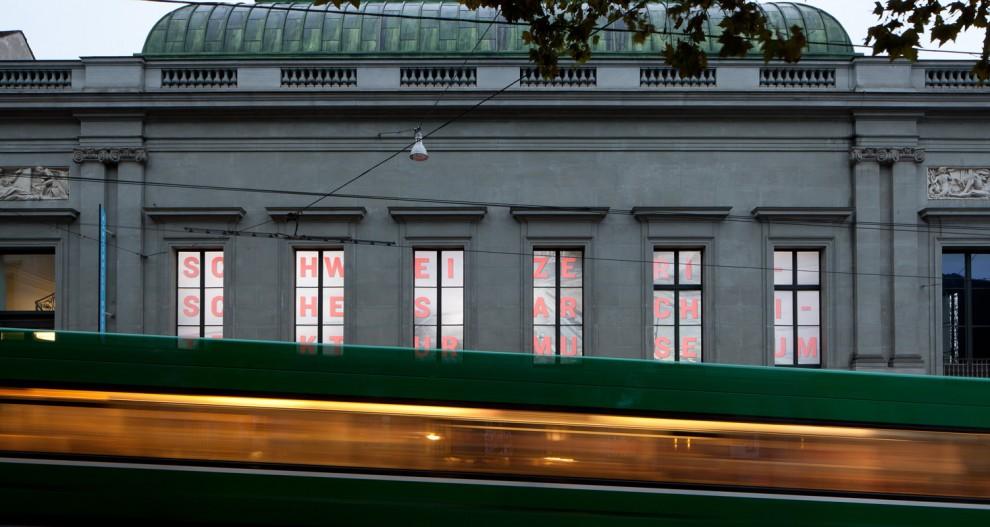 Basel und sein Architekturmuseum   S AM Schweizerisches ...