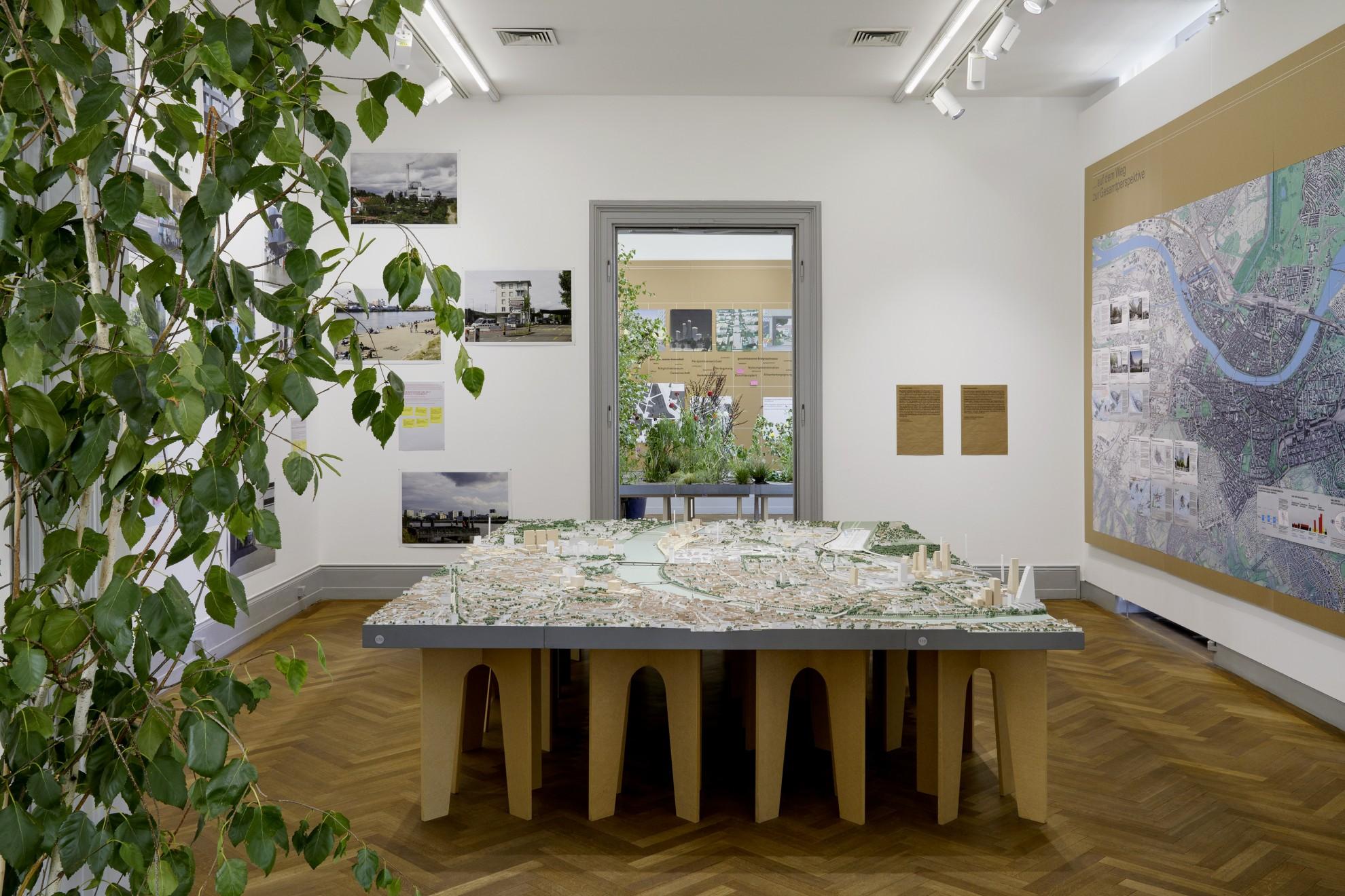 Basel 21   S AM Schweizerisches Architekturmuseum